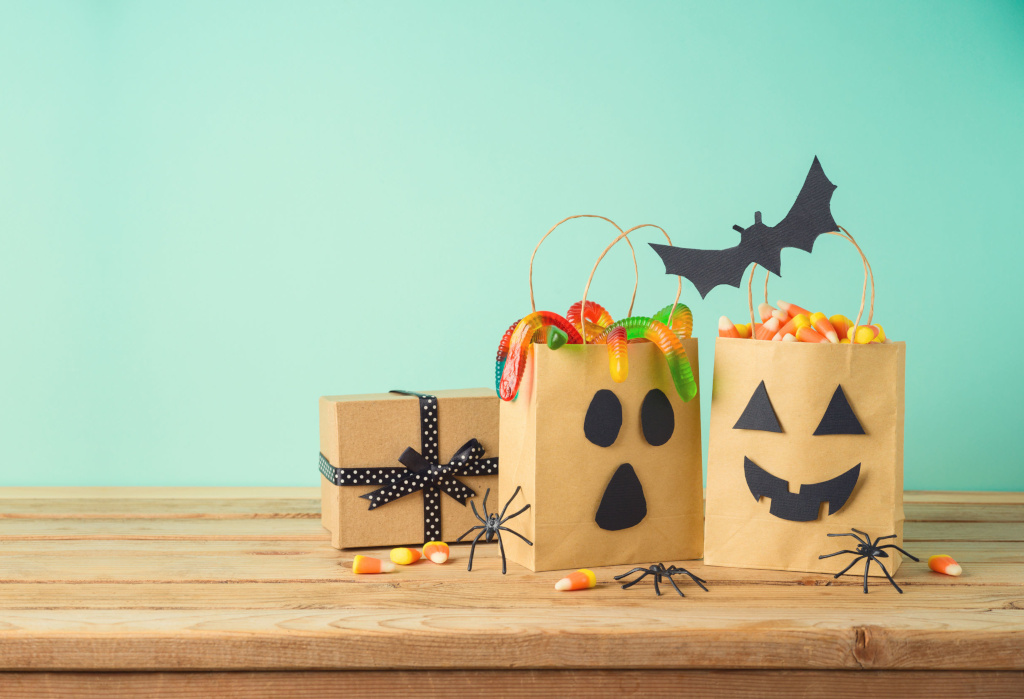 Grab Bags for Candy