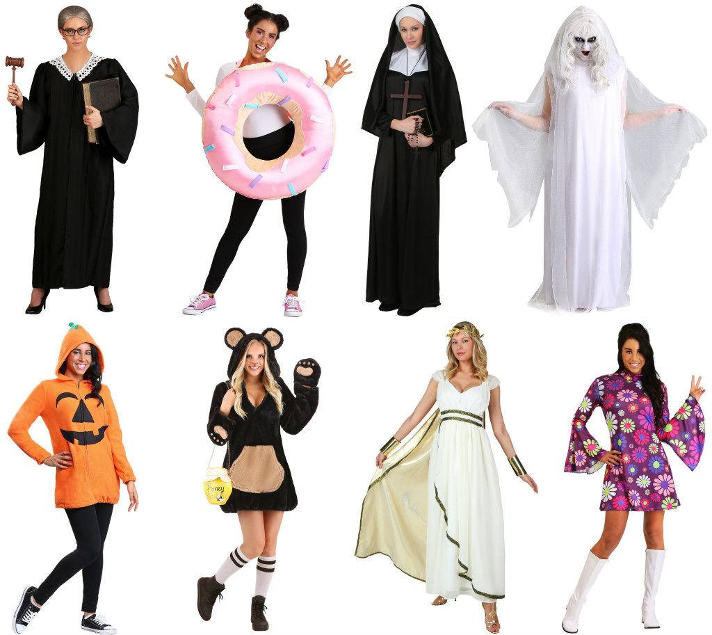 Classic Maternity Halloween Costumes