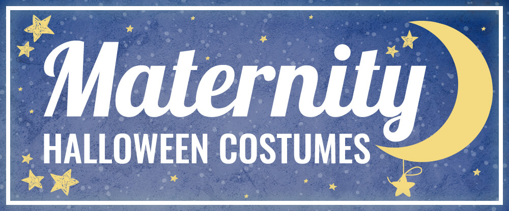 Maternity Halloween Costumes That Go Bump in the Night