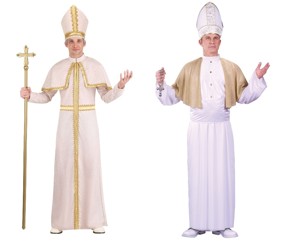 Pope Costumes
