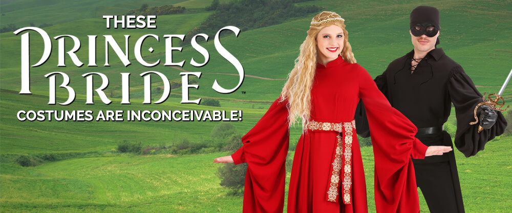 These Princess Bride Costumes are Inconceivable!