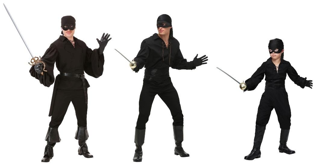 Westley Costume