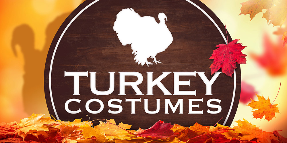 Turkey Costumes for Thanksgiving