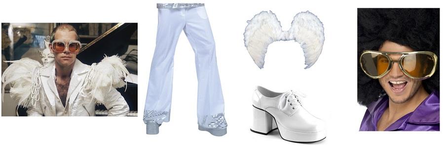 Do It Yourself Elton John Costume