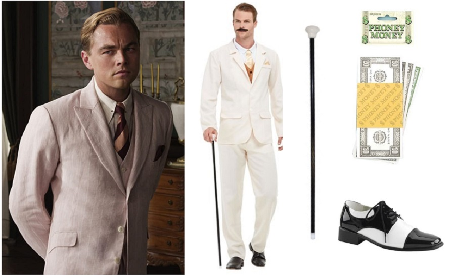Do It Yourself Jay Gatsby Costume