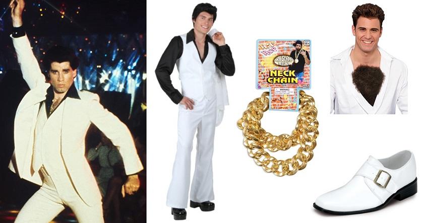 Do It Yourself Tony Manero Saturday Night Fever Costume