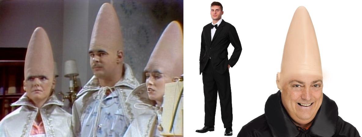 SNL Conehead Costume