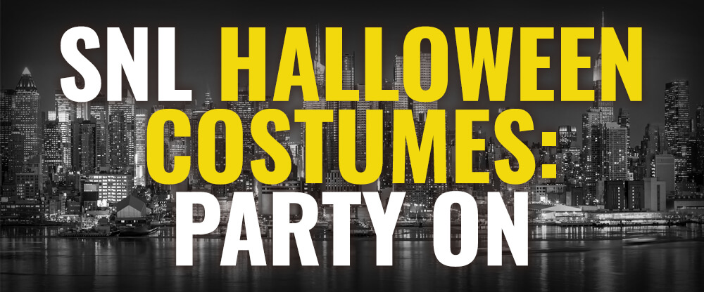 SNL Halloween Costumes: Party On