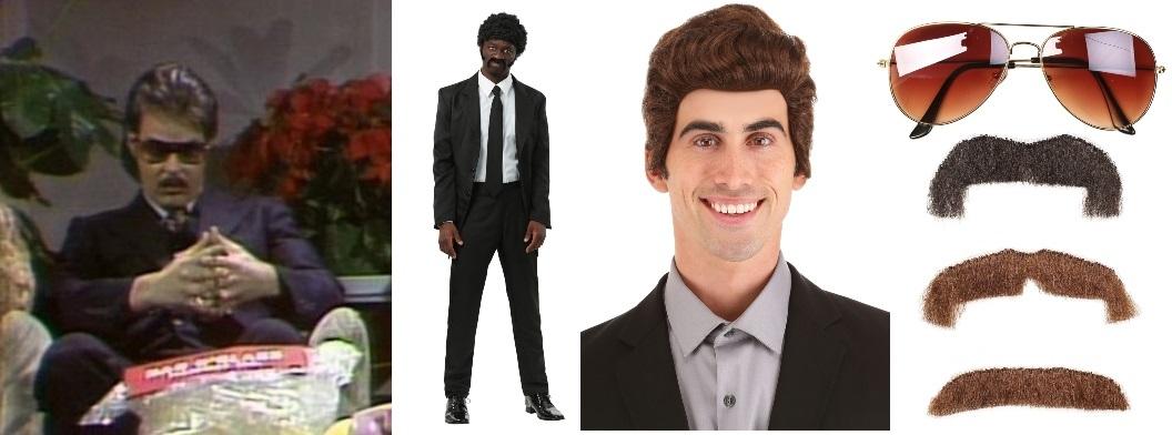 SNL Irwin Mainway Costume