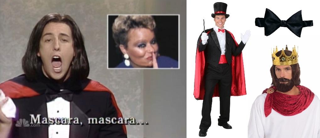 SNL Opera Man Costume