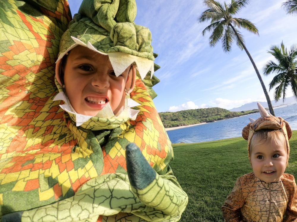 Kids' Dinosaur Costumes
