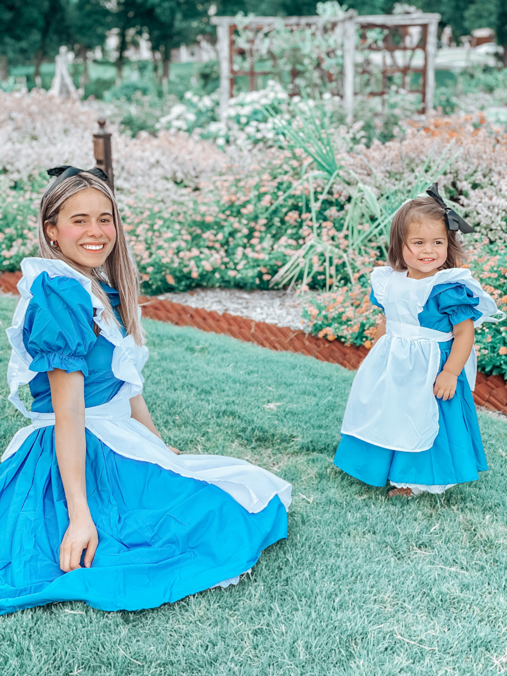 Mommy and Me Alice Costumes