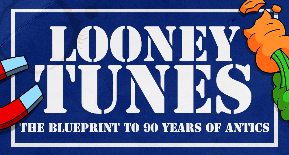 Looney Tunes: The Blueprint to 90 Years of Antics