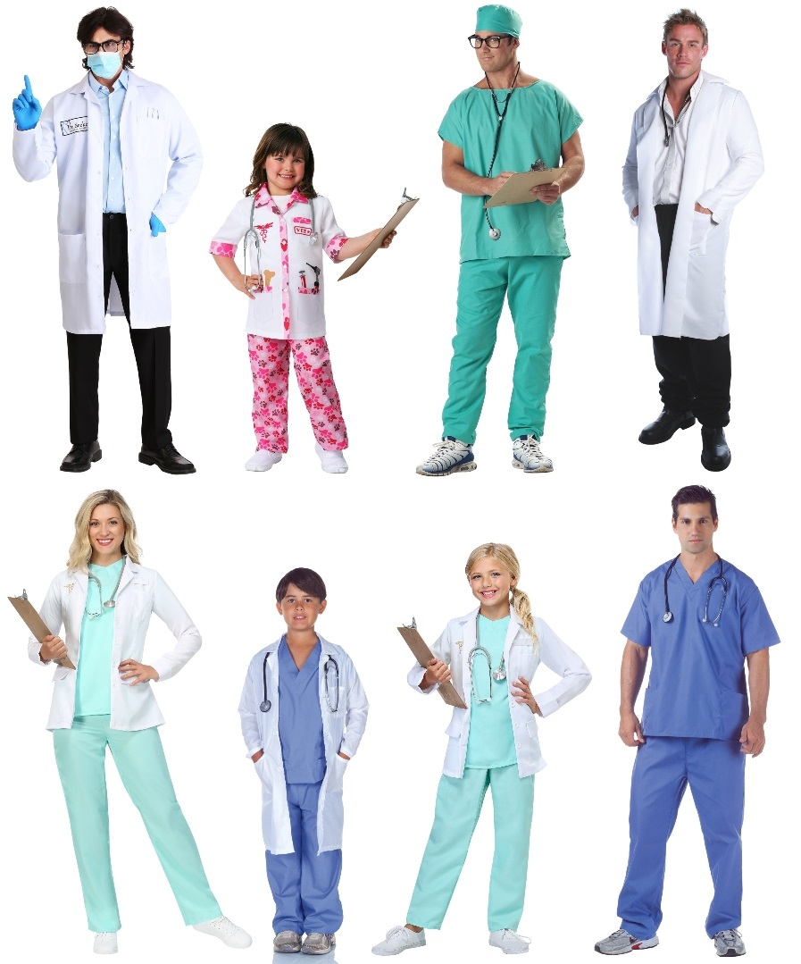 Medical Halloween Costumes