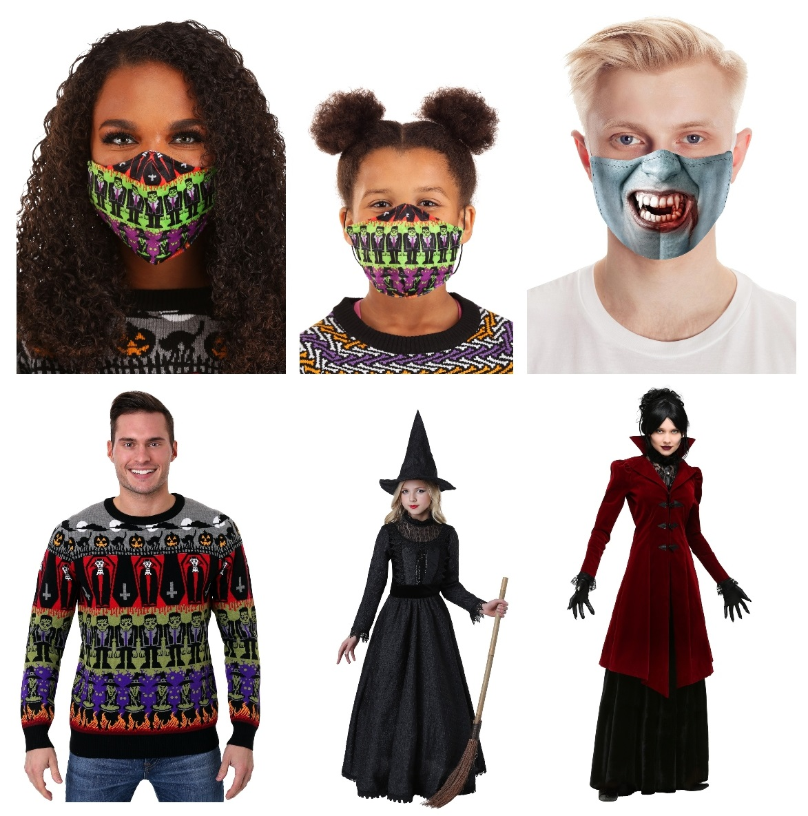 Monster Masks and Costumes
