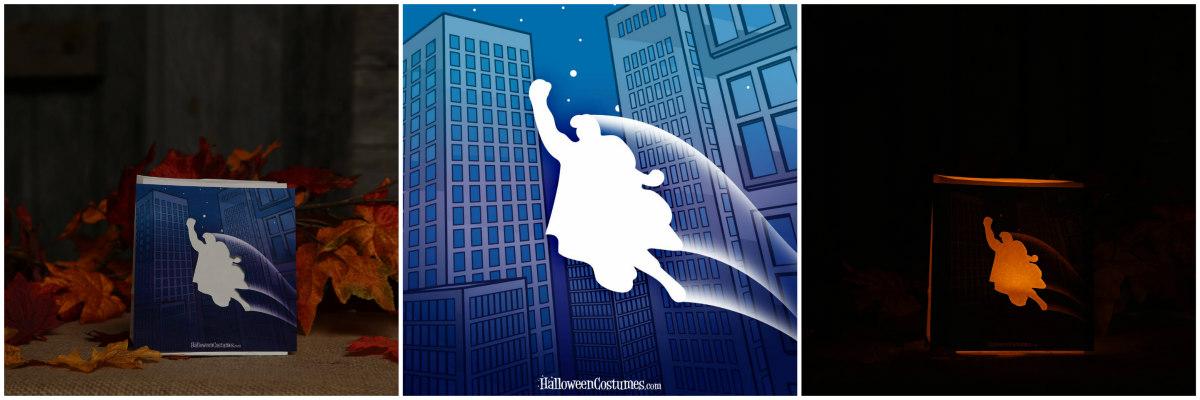 Superhero Luminary