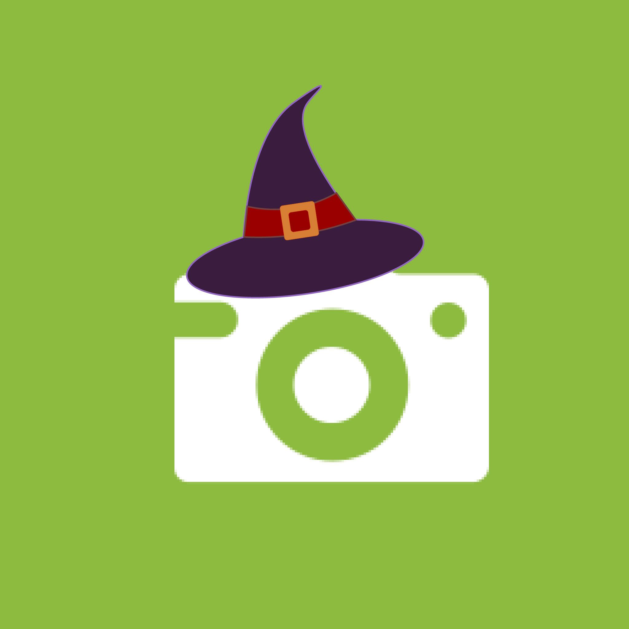 Camera Halloween App Icon from HalloweenCostumes.com