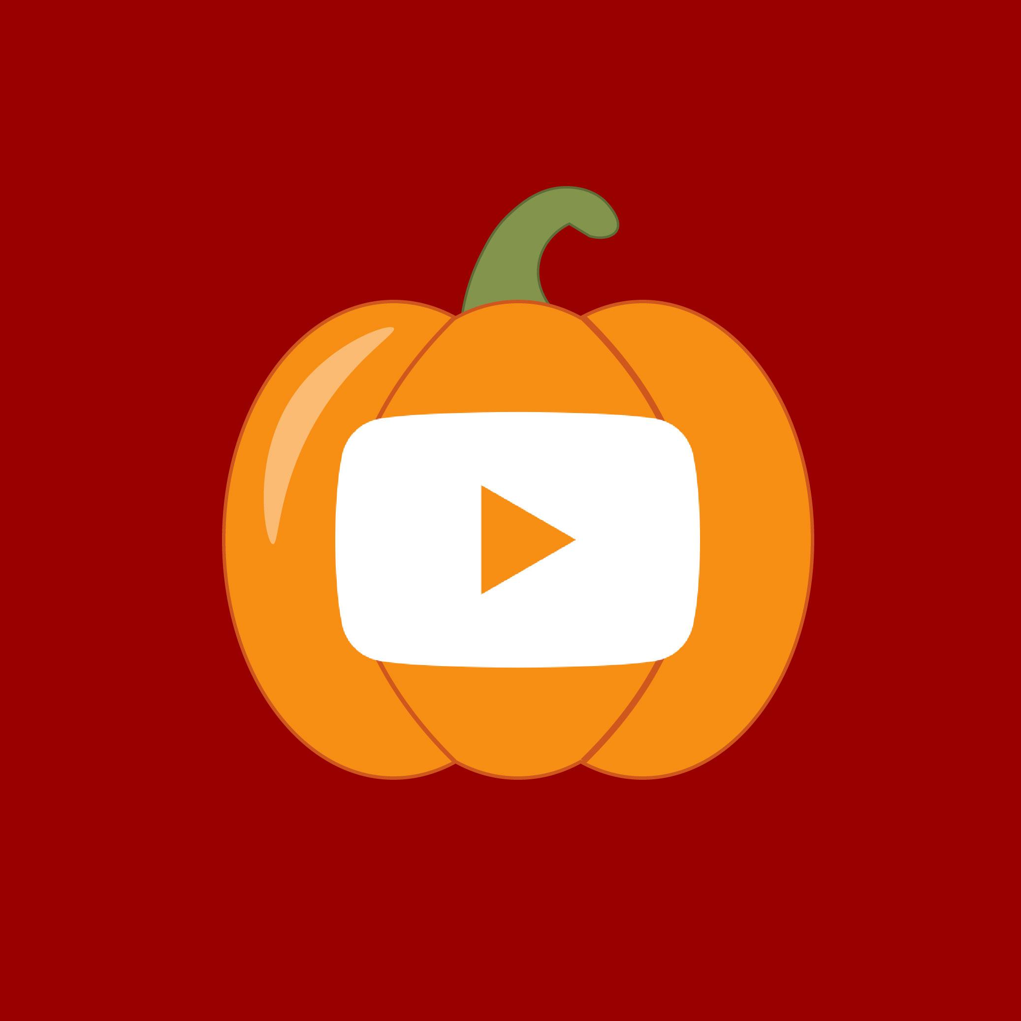 YouTube Halloween App Icon from HalloweenCostumes.com