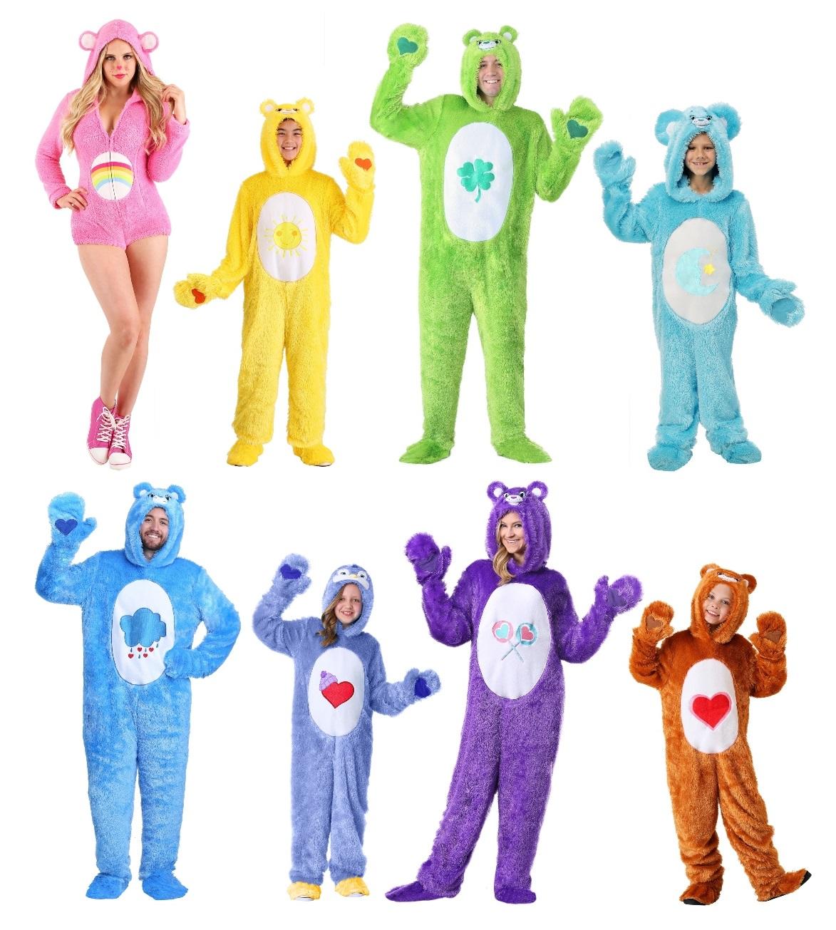 Care Bears Halloween Costumes