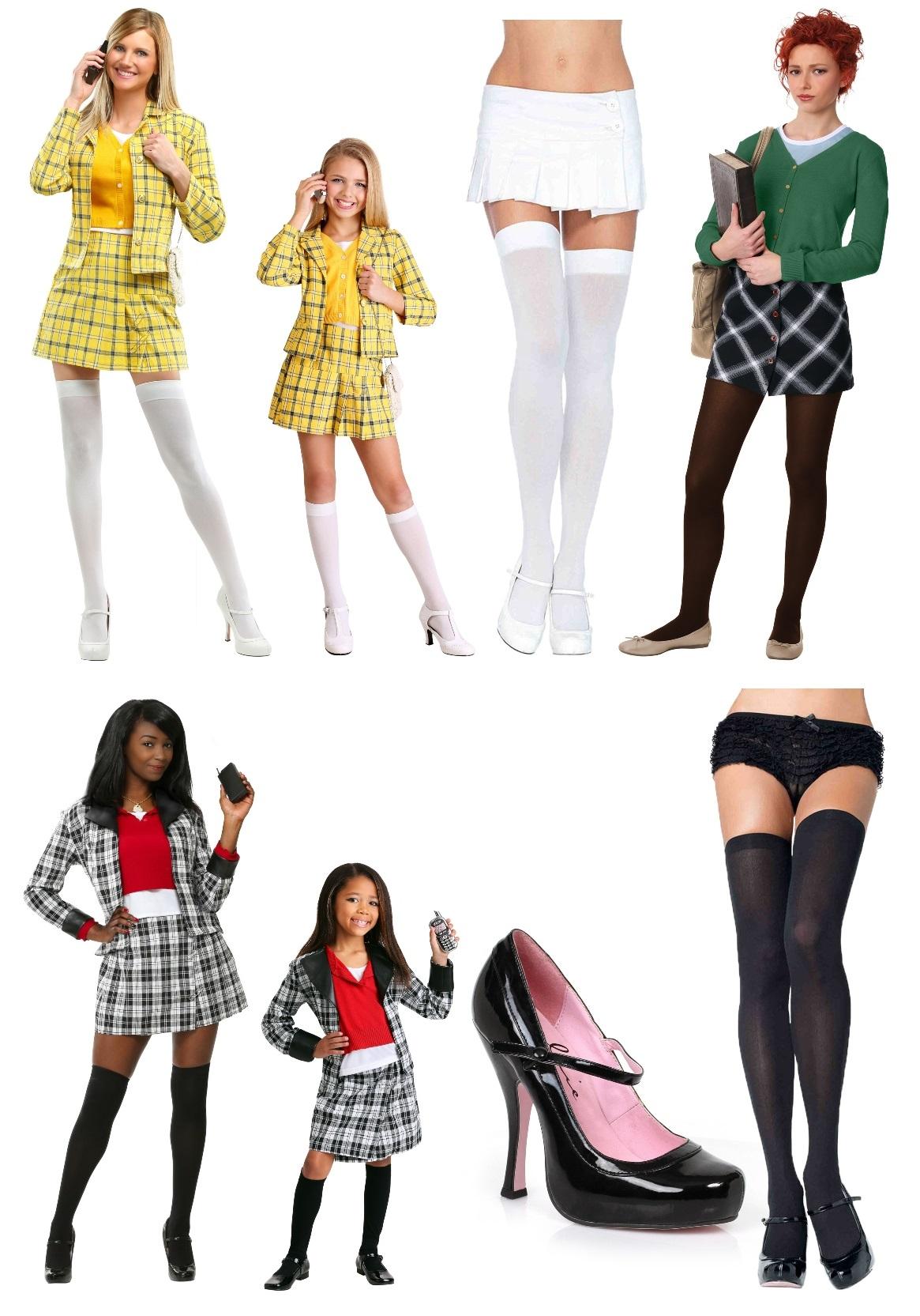 Clueless Halloween Costumes