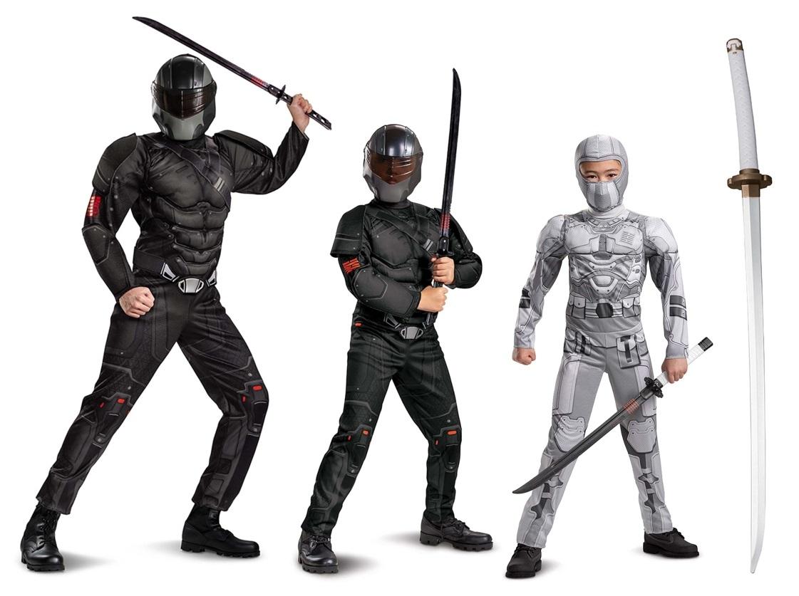 Snake Eyes Halloween Costumes