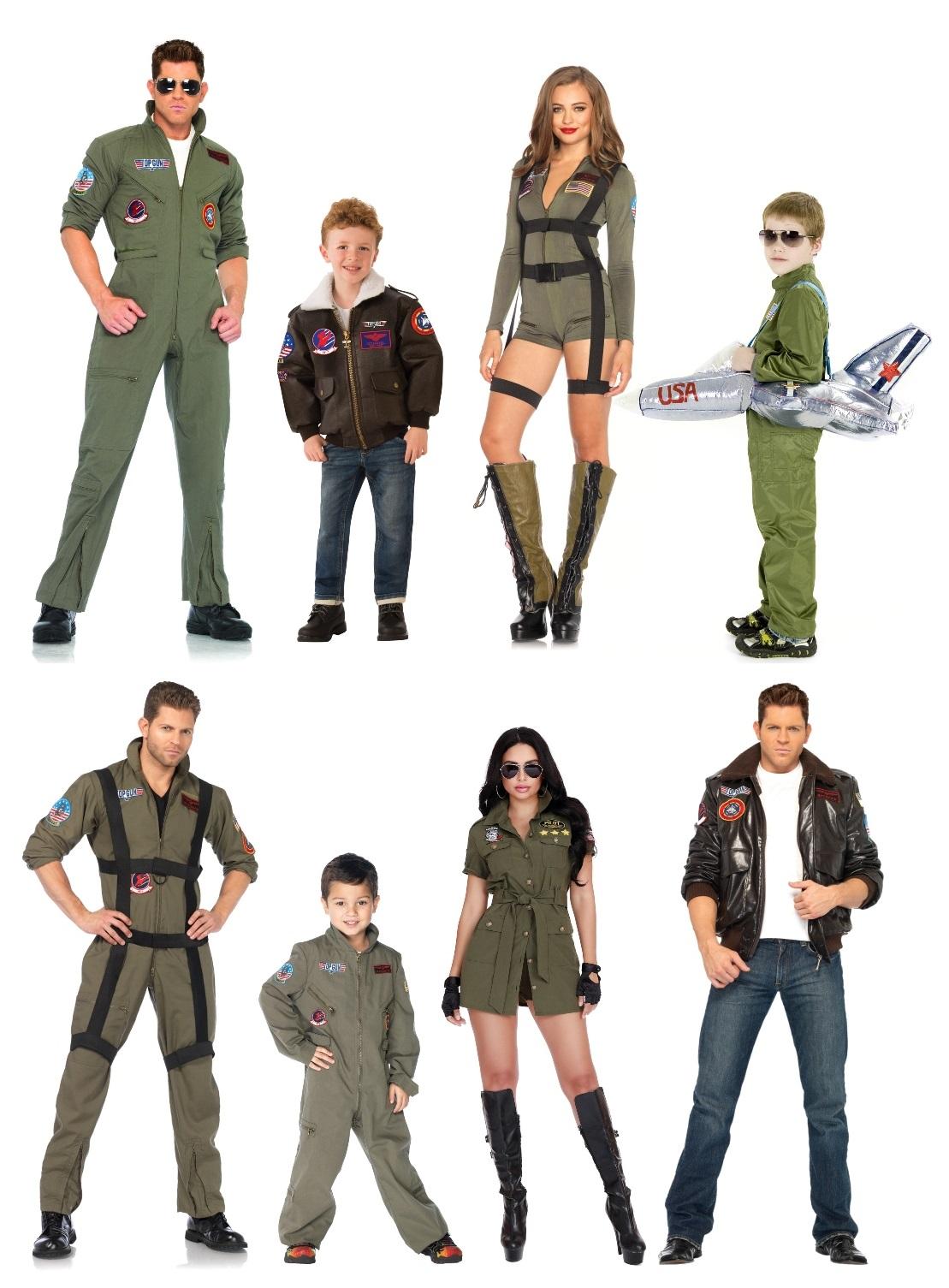 Top Gun Halloween Costumes