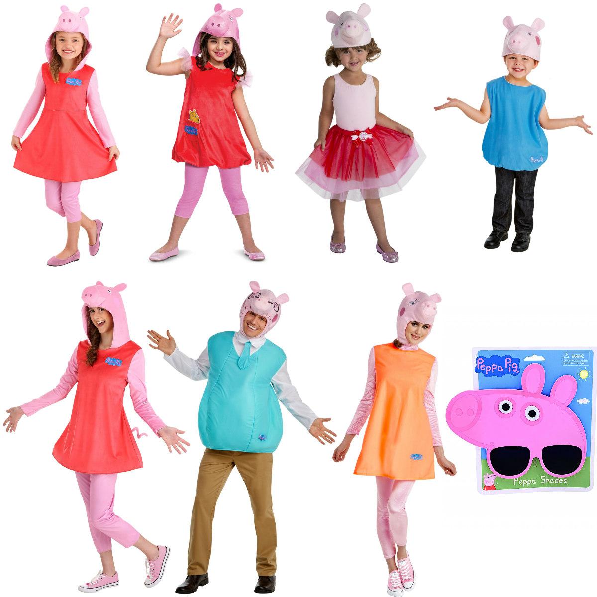 Peppa Pig Costumes