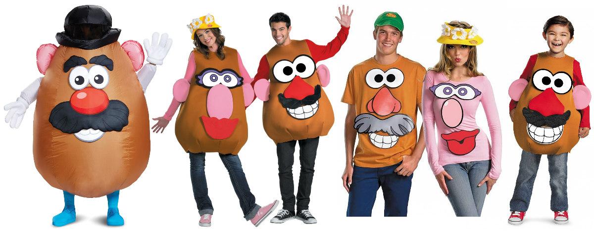 Potato Head Costumes
