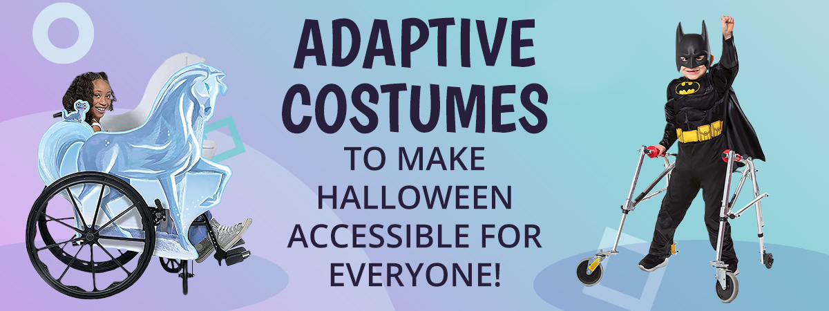 Adaptive Costumes to Make Halloween Accessible for Everyone