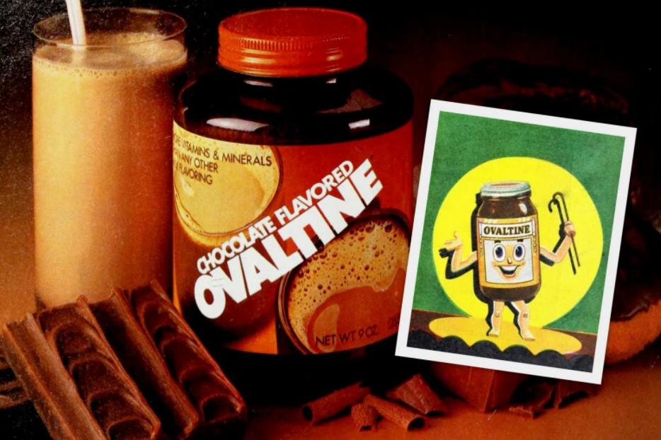 Vintage Ovaltine