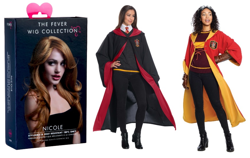 Ginny Weasley Costume for Adults