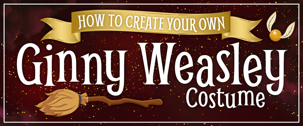 How To Create Your Own Ginny Weasley Costume