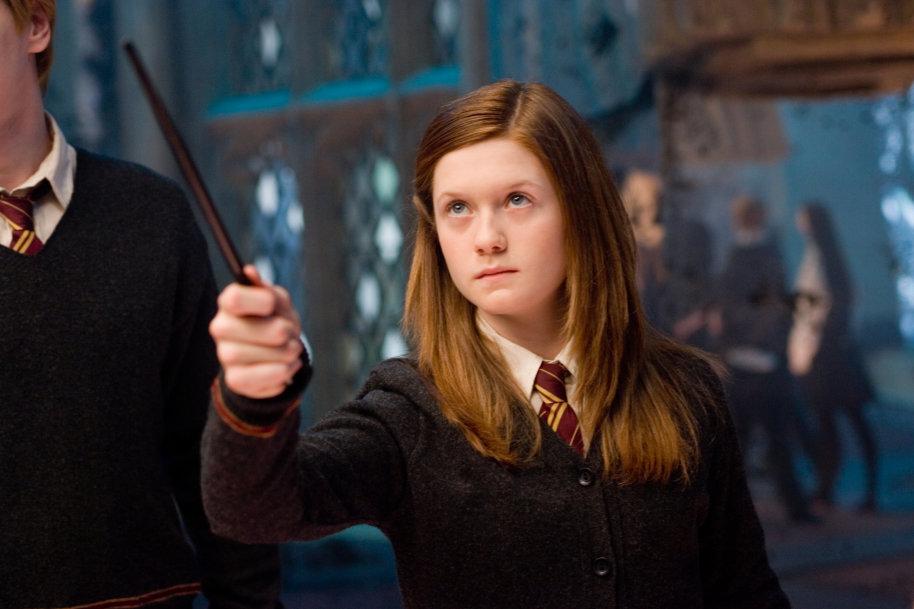 Harry Potter Ginny Weasley