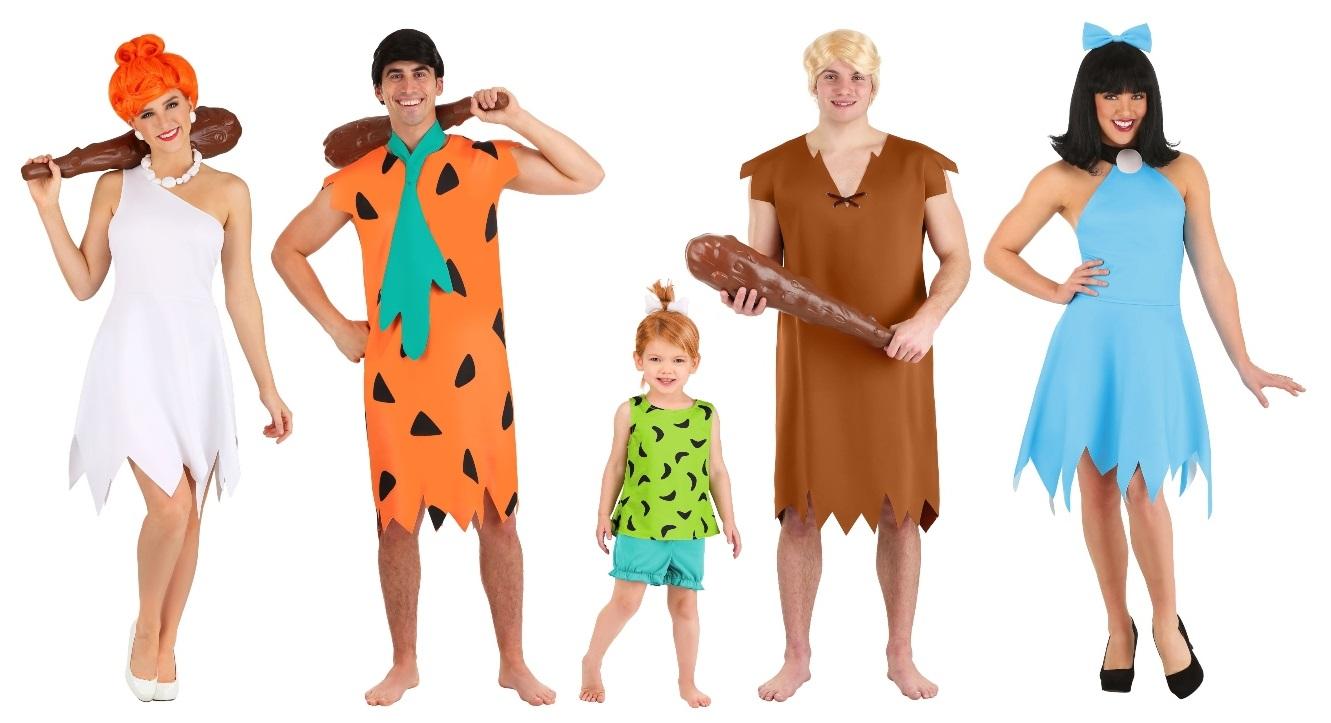 Group Flintstones Costumes