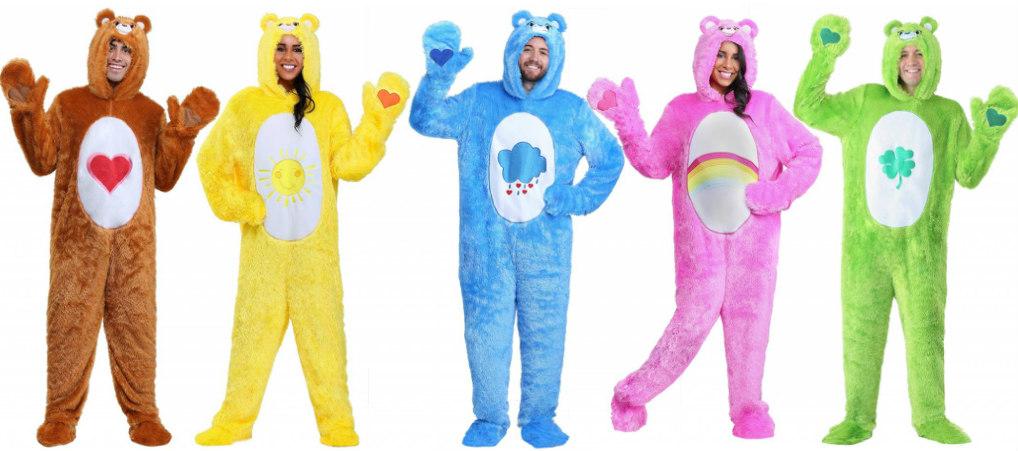 Care Bear group costume idea