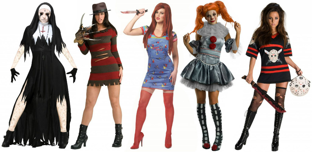 Halloween Group Costumes Scary.Costume Ideas For Groups Of Five Halloween Costumes Blog
