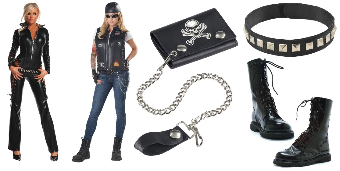 Biker Costumes and Accessories