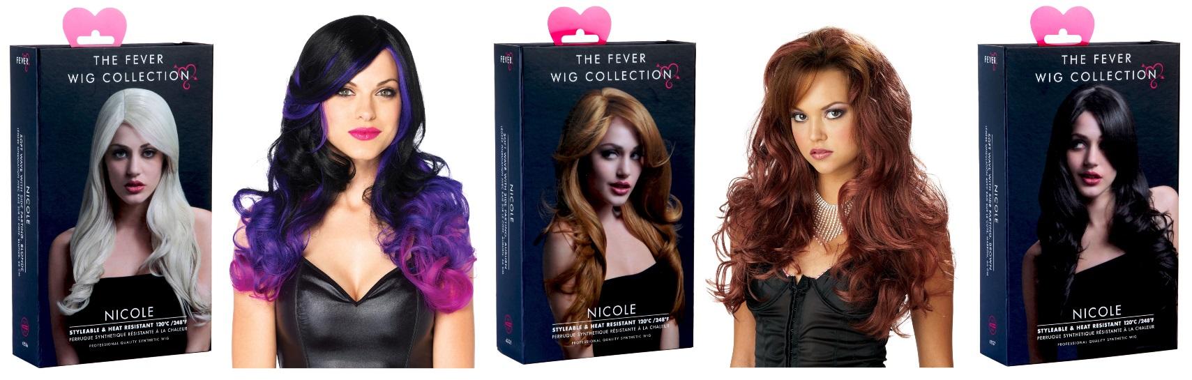 Women's Long Wavy Wigs