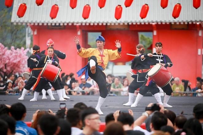 Bon Odori Festival Dance