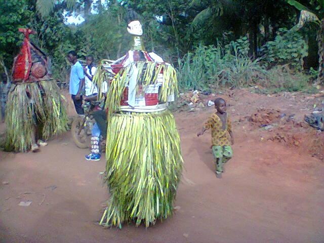 Odo Festival Costumes