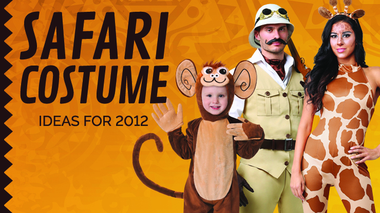 Safari Costume Ideas for 2012