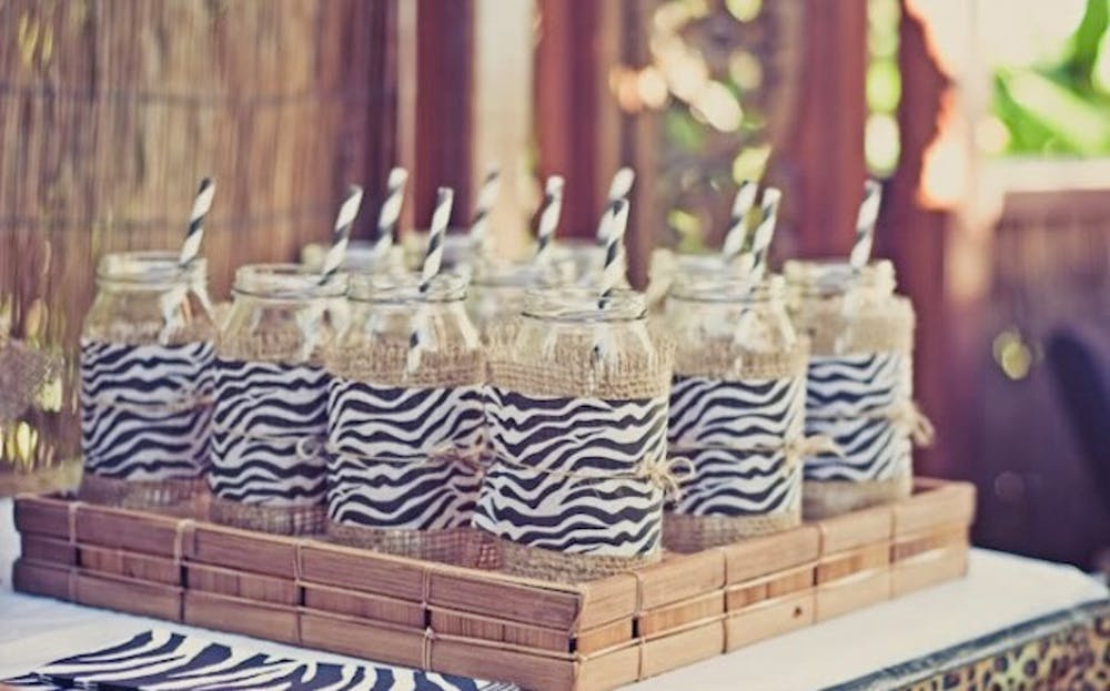 Decorations and Safari Party Ideas