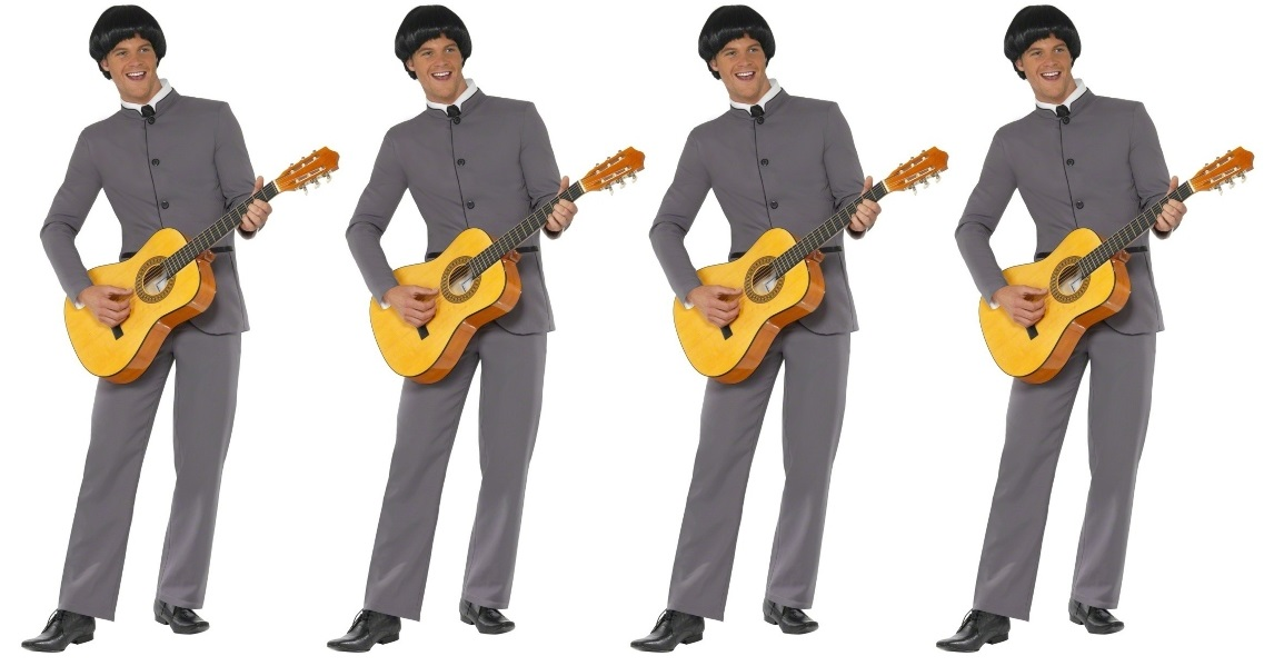 Group Beatles Costumes