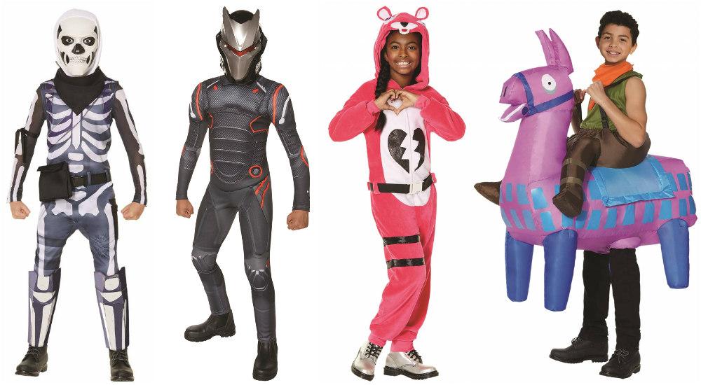 Fortnite Costumes