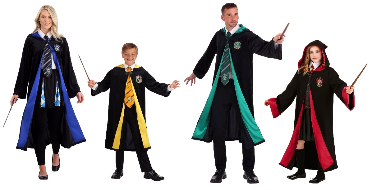 Group Harry Potter Costumes