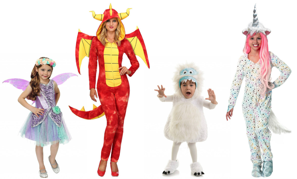 Mythical Creature Costumes