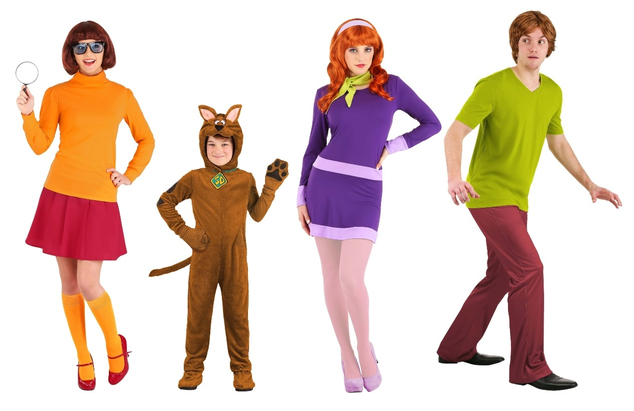 Group Scooby-Doo Costumes