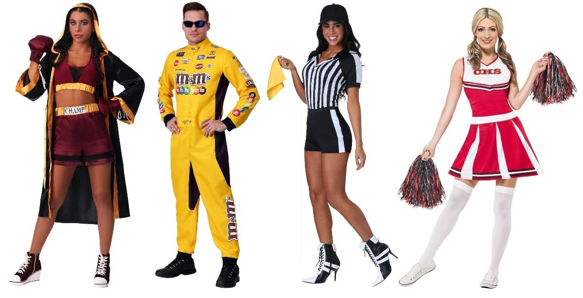 Sports Group Costumes