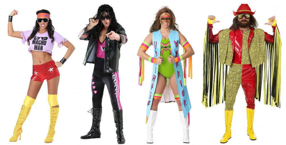 WWE Group Costumes