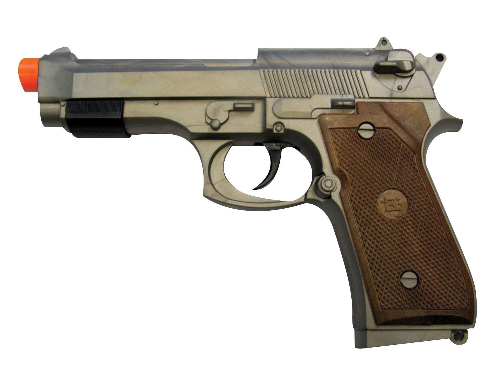 Desert Storm Pistol Prop Weapon